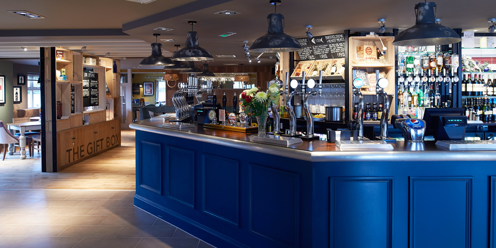 Interior Design, Marston's The Bellcote