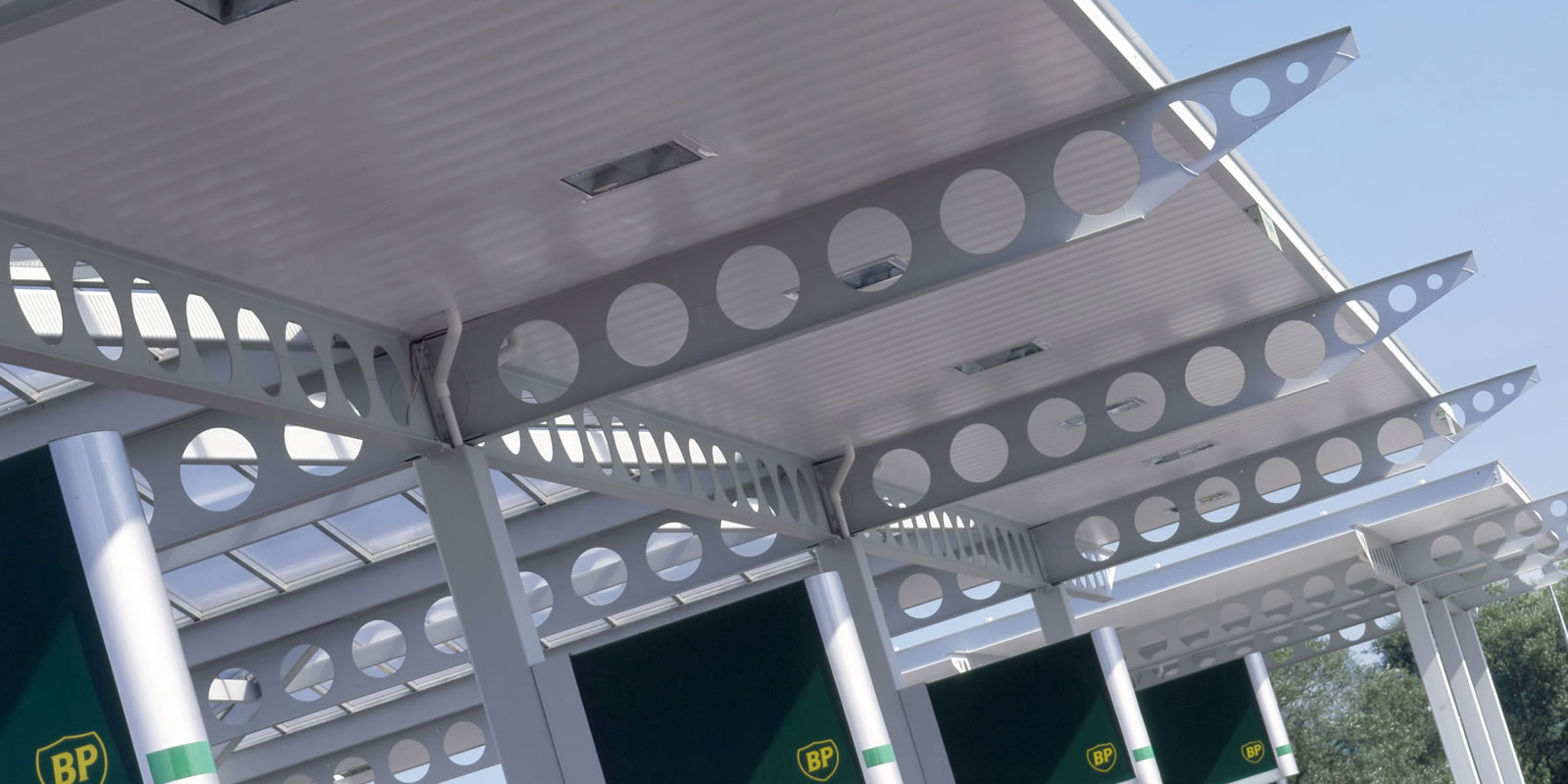 Petrol Station Architecture